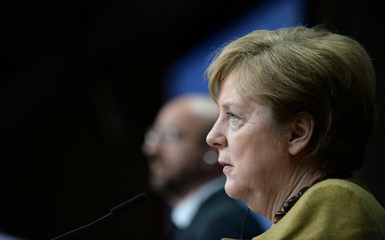 Μέρκελ για Τουρκία: Έπρεπε να γίνουν περισσότερα επί γερμανικής προεδρίας
