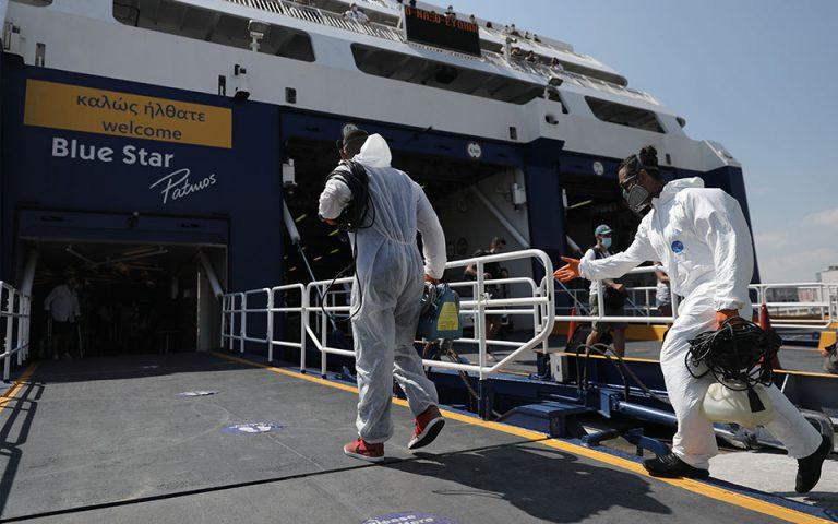 Σαρωτικοί έλεγχοι στα λιμάνια από το Σάββατο