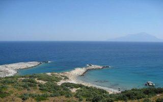 Ο θαλάσσιος χώρος μεταξύ Ικαρίας και Σάμου (φωτ. kathimerini.gr)