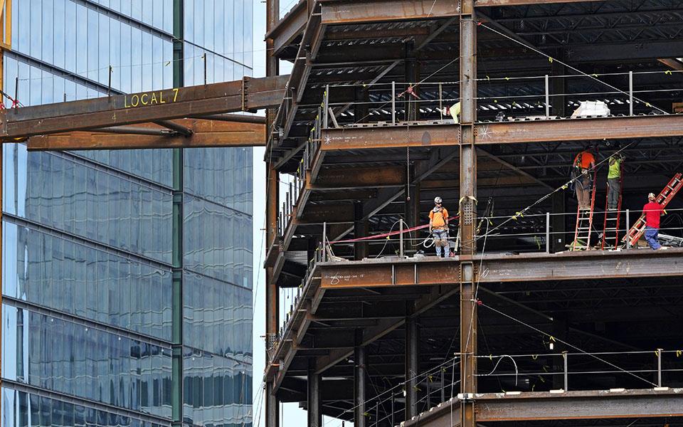 Επτά προτάσεις για την επανεκκίνηση της οικοδομής, του Γ. Στασινού, Προέδρου ΤΕΕ