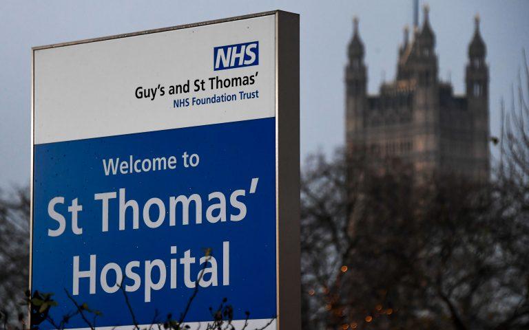 Περισσότεροι από τον Απρίλιο οι νοσηλευόμενοι στην Αγγλία