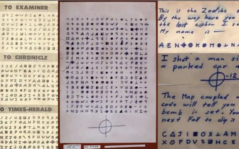 Aποκρυπτογράφησαν μήνυμα του «Zodiac Κiller»