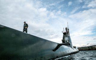 «Πιπίνος» (φωτ.), «Ματρώζος» και «Κατσώνης» είναι τα υποβρύχια τύπου 214 που ναυπηγήθηκαν στον Σκαραμαγκά –μαζί τους εκσυγχρονίστηκε και το υποβρύχιο τύπου 209 «Ωκεανός»–  χάρη στις καινοτόμες ιδέες στελεχών του Πολεμικού Ναυτικού που ανέλαβαν τη δύσκολη αποστολή.