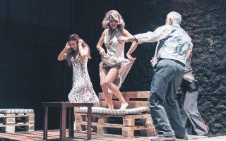 «Ο ήχος του όπλου», ένα από τα έργα της Λούλας Αναγνωστάκη που θα προβάλει δωρεάν το θέατρο «Σταθμός».