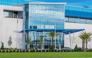 Η εταιρεία Blue Origin του Μπέζος είχε κλείσει συμφωνία 200 εκατ. δολαρίων για εργοστάσιο κατασκευής πυραύλων σε ένα ερευνητικό πάρκο στην Αλαμπάμα.