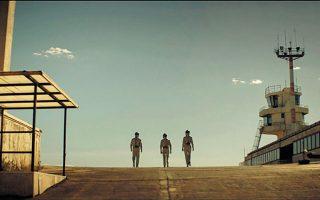 Eνα εντυπωσιακό πλάνο από την ταινία «Third kind», παραγωγής 2018 (φωτ. YIANNIS KANAKIS).