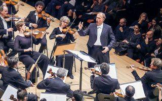 Ο μαέστρος Τόμας Χένγκελμπροκ δίνει την εναρκτήρια συναυλία με το σύνολο Μπαλτάζαρ Νόιμαν.