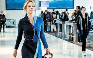 Η Κάλεϊ Κουόκο πρωταγωνιστεί στη σειρά «The Flight Attendant», που προβάλλεται από τη Vodafone TV.