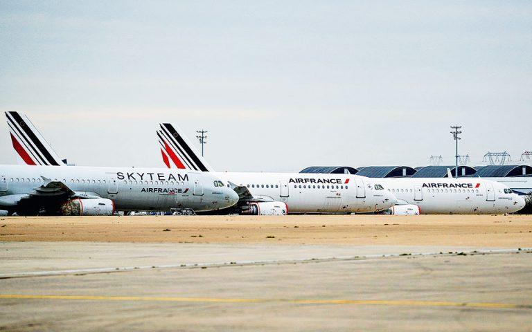 Τεχνικά προβλήματα στα αεροσκάφη λόγω ακινησίας