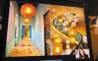 H ξενάγηση σε ατελιέ καλλιτεχνών, όπως του Μεξικανού Χόρχε Πάρδο (φωτ.), είναι ένα δείγμα των νέων ψηφιακών «προϊόντων» που θα προσφέρει το Μουσείο Κυκλαδικής Τέχνης στα μέλη του (φωτ. ΜΟΥΣΕΙΟ ΚΥΚΛΑΔΙΚΗΣ ΤΕΧΝΗΣ ).