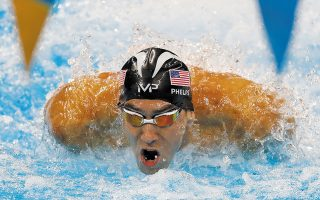 Το CNN ρώτησε τον κορυφαίο κολυμβητή όλων των εποχών, Μάικλ Φελπς πόσο «καθαροί» πιστεύει ότι θα είναι οι Ολυμπιακοί του Τόκιο και του ζήτησε να οριοθετήσει την απάντησή του από το ένα μέχρι το δέκα. Τι  απάντησε; «Τέσσερα ή πέντε». (Φωτ. INTIMENEWS)