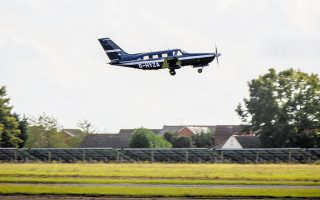 Η ZeroAvia αναπτύσσει σειρά αεροσκαφών 10 θέσεων, τα οποία όμως είναι ηλεκτροκίνητα, κινούμενα δηλαδή με ηλεκτρική ενέργεια που έχει παραχθεί από κυψέλες υδρογόνου.