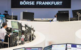Ο δείκτης DAX της Φρανκφούρτης έκλεισε με κέρδη 1,52%.