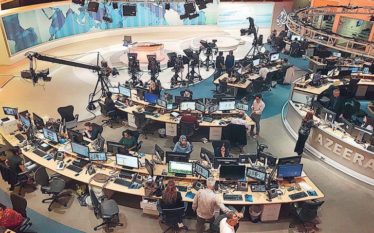 Υποκλοπές με τον «Πήγασο» σε κινητά δημοσιογράφων του Al Jazeera