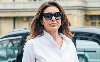 H Ζαμίρα Χατσίγεβα είναι σύζυγος του έγκλειστου σήμερα, πρώην επικεφαλής της μεγαλύτερης τράπεζας του Αζερμπαϊτζάν, Τσαχανγκίρ Χατσίγεφ (φωτ. A.P.).