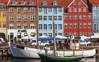 Η μέση οικογενειακή περιουσία στη Δανία ανέρχεται σε περίπου 2 εκατ. κορώνες, αλλά οι περισσότερες οικογένειες έχουν λιγότερα από αυτά, σύμφωνα με την κεντρική τράπεζα της χώρας.