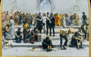 «Οπτικοποιώντας την ανθρωπότητα» ονομάζεται η έκθεση του Δικτύου Μουσείων Σύγχρονου Πολιτισμού του ΥΠΠΟΑ.