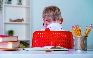 Οι ειδικοί προειδοποιούν για τον κίνδυνο ο εκφοβισμός να γίνει κάτι σαν προσωπικό στίγμα στα παιδιά. Φωτ. SHUTTERSTOCK