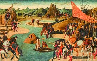 Ο πίνακας του Πάολο Ουτσέλο, που πιθανότατα απεικονίζει τη «Μάχη του Μέταυρου», πωλήθηκε προς 3,1 εκατ. δολάρια, τιμή-ρεκόρ για τον αναγεννησιακό καλλιτέχνη.