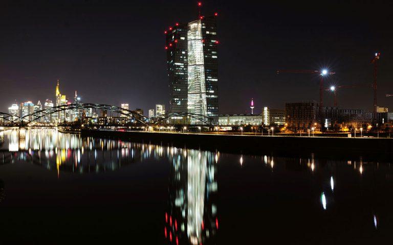 Τράπεζες: «Στοπ» της ΕΚΤ στη διανομή μερισμάτων