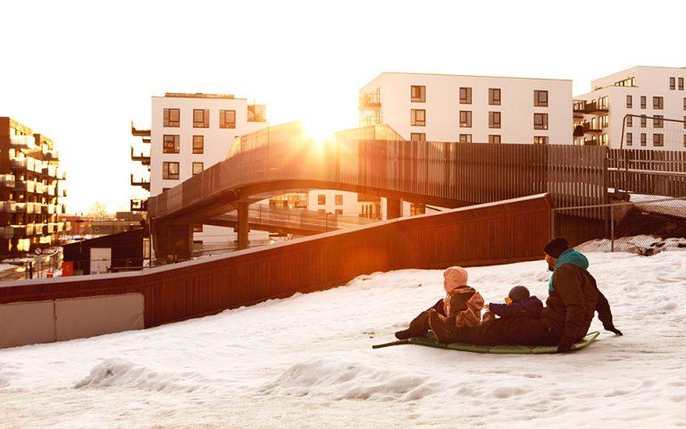 Μαθήματα  χειμωνιάτικης ευτυχίας
