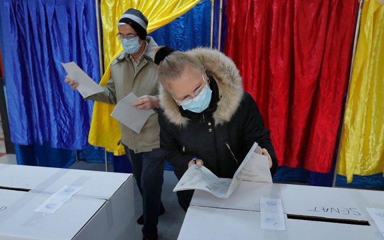 Πρώτο κόμμα οι Σοσιαλδημοκράτες στη Ρουμανία
