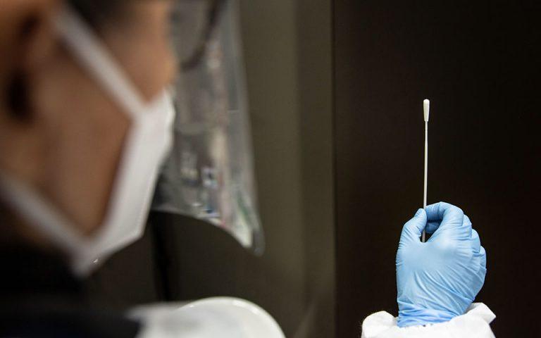 Τρίωρη άδεια χωρίς μείωση αποδοχών για τεστ κορωνοϊού