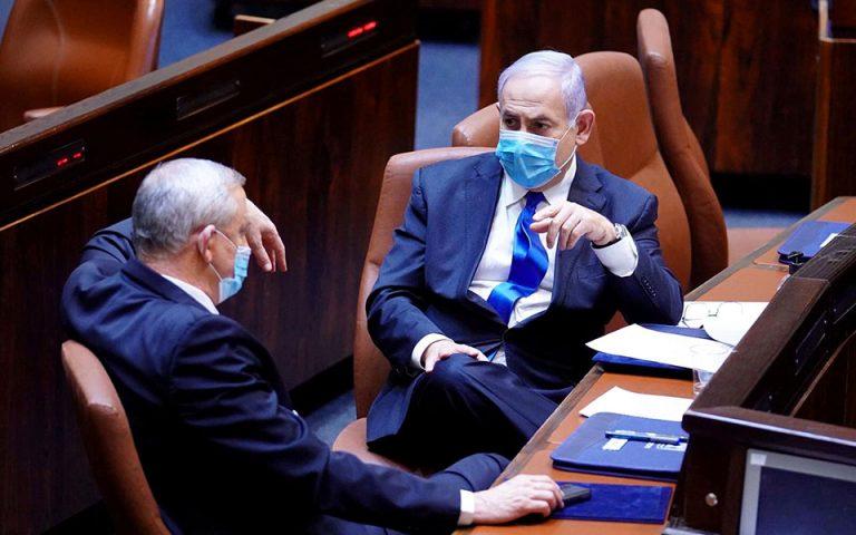 Σε πρόωρες εκλογές οδηγείται το Ισραήλ