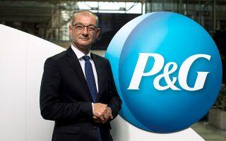 Loic Tassel: Πρόεδρος Procter & Gamble Ευρώπης