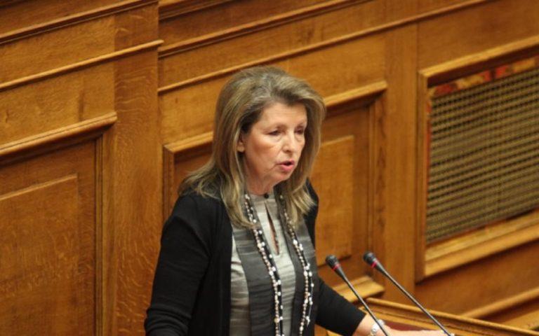 Πέθανε η πρώην βουλευτής της ΝΔ Ευγενία Τσουμάνη