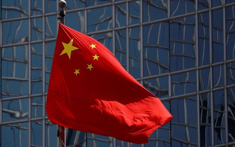 Τέσσερις κινεζικές εταιρείες προστέθηκαν στη μαύρη λίστα της Ουάσιγκτον