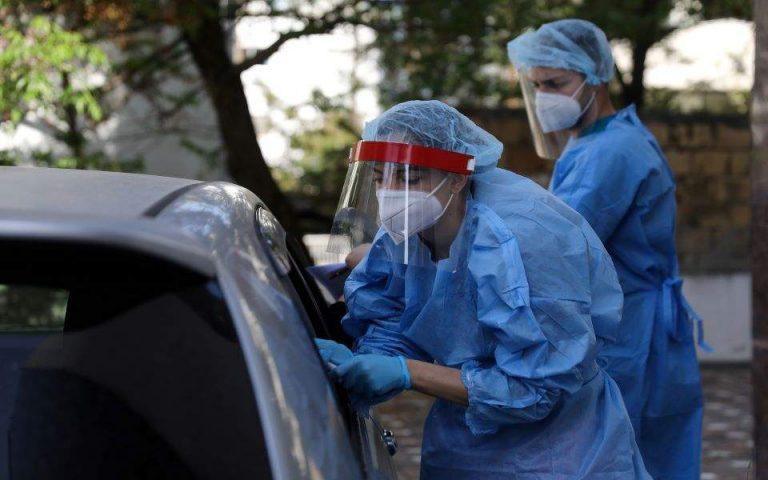 Κύπρος: Δύο θάνατοι και 348 νέα κρούσματα το τελευταίο 24ωρο