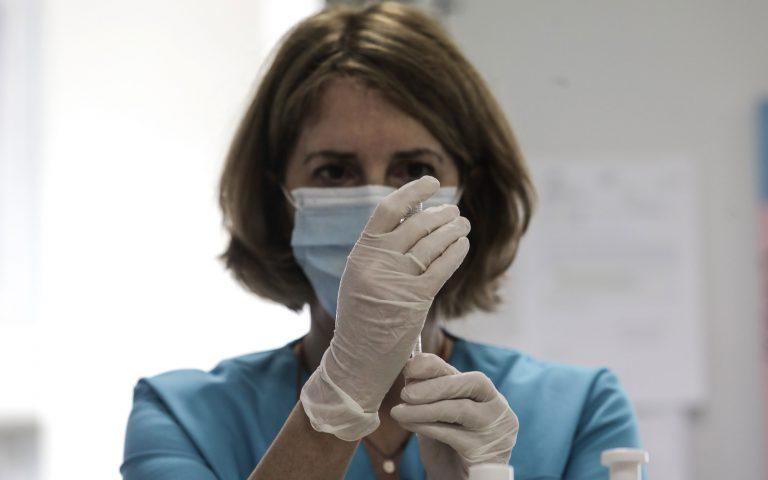 Ξεκίνησε ο εμβολιασμός στα Ιωάννινα