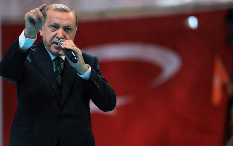 Η κριτική στον Ερντογάν επέφερε «μαύρο» 5 ημερών σε τουρκικό κανάλι