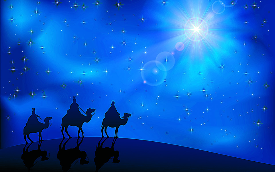 Mια τριπλή σύνοδος των πλανητών Δία και Κρόνου το 7 π.Χ. οδήγησε τον περίφημο αστρονόμο του 17ου αιώνα Γιόχαν Κέπλερ στο συμπέρασμα ως προς το τι θα μπορούσε να ήταν το Αστρο της Βηθλεέμ. Φωτ. SHUTTERSTOCK