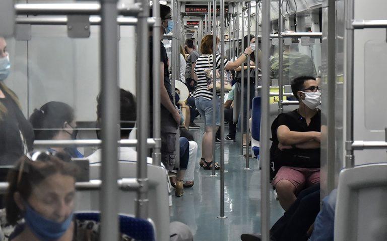 Άνοιξαν οι σταθμοί του μετρό «Σύνταγμα» και «Πανεπιστήμιο»