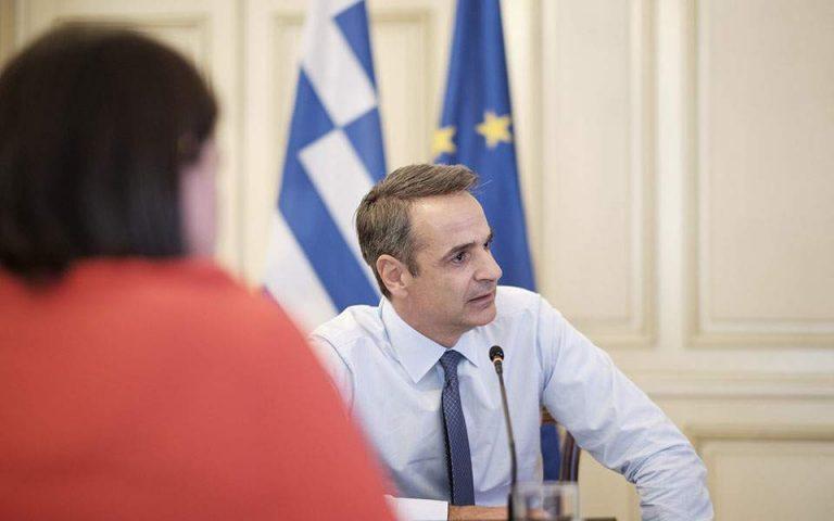 Κυρ. Μητσοτάκης: Ανθεκτικές και ευέλικτες οι ελληνικές εξαγωγές