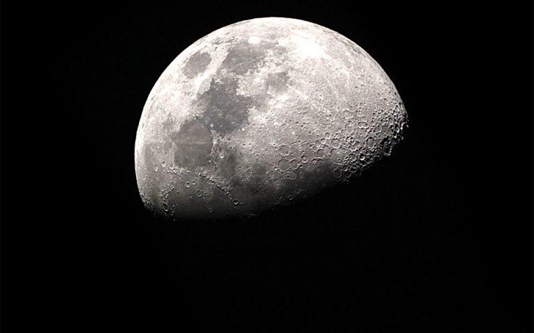 Συλλογή σεληνιακής σκόνης με αντίτιμο ενός δολαρίου