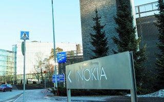 Νοkia, Ericsson και Huawei συνολικά ελέγχουν το 60% της αγοράς τηλεπικοινωνιακού εξοπλισμού αξίας 90 δισ. δολαρίων.