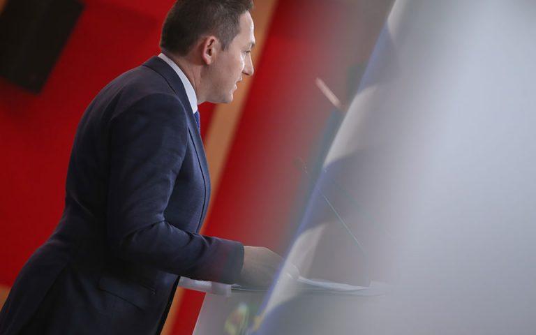 «Ο πρωθυπουργός θα ζητήσει κυρώσεις και εμπάργκο όπλων για την Τουρκία»