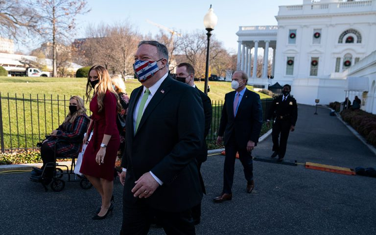 Φωτ. AP Photo/ Evan Vucci