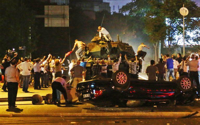 Τουρκία: Ποινές ισοβίων σε 92 κατηγορούμενους για την απόπειρα πραξικοπήματος