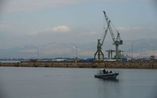 Οι δύο εμφανέστεροι υποψήφιοι για τα Ναυπηγεία Σκαραμαγκά είναι η Pyletech Shipyards, θυγατρική του ομίλου North Star, συμφερόντων του επιχειρηματία Θεόφιλου Πριόβολου, και η ONEX Shipyards. Φωτ. ΙΝΤΙΜΕ