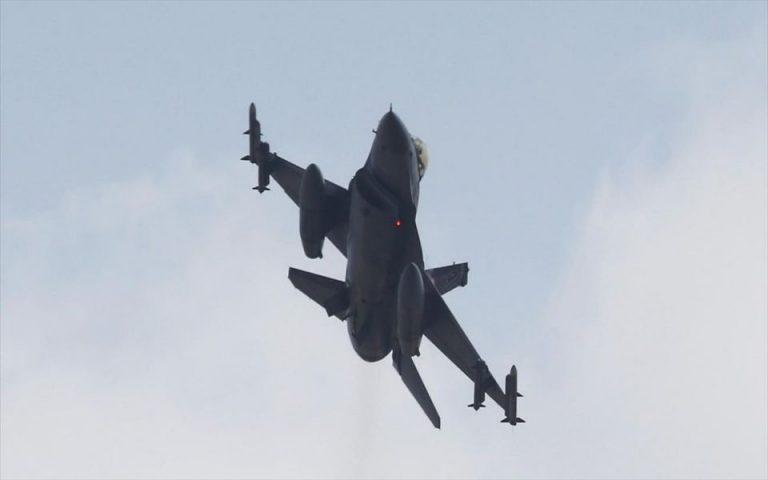 Πτήσεις τουρκικών μαχητικών πάνω από τους Ανθρωποφάγους