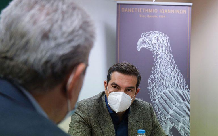 Αλ. Τσίπρας: Η ραγδαία επιδείνωση του τελευταίου μήνα δεν ήταν αναπόφευκτη