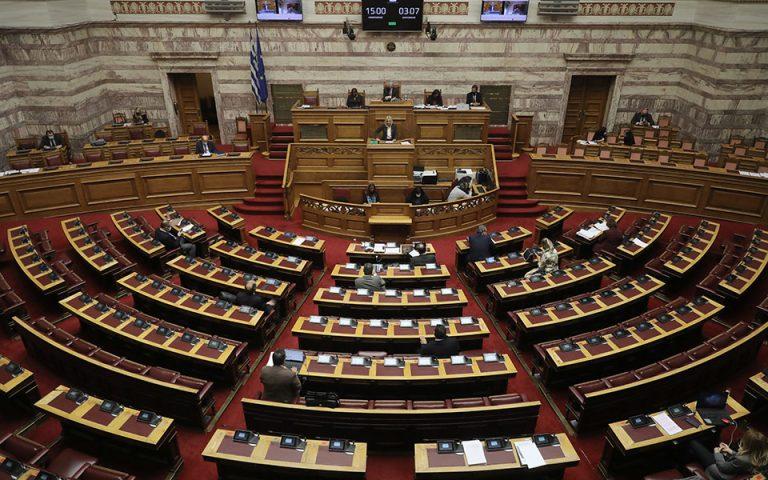 ΣΥΡΙΖΑ: Η κυβέρνηση αδιαφορεί για όσους βρίσκονται στην πρώτη γραμμή