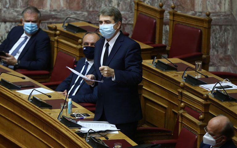 Χρυσοχοΐδης: Κανείς δεν μπορεί να κάνει του κεφαλιού του