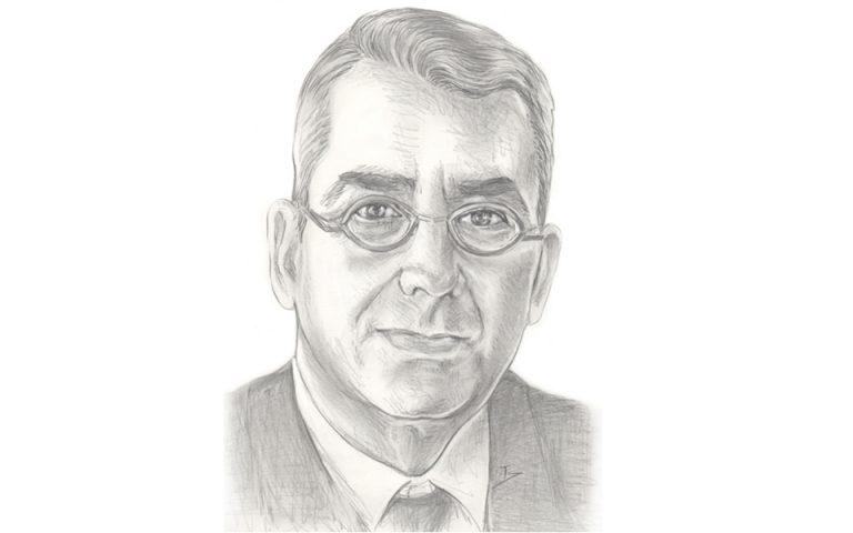 Γιάννης Κτιστάκις στην «Κ»: Με ενέπνευσε το πρόσωπο του Πατριάρχη