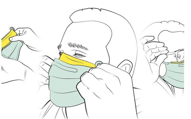 Τι θα κάνετε για να μην θολώνουν τα γυαλιά σας όταν φοράτε μάσκα