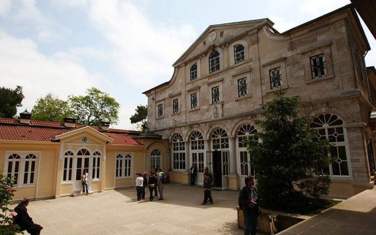 Επίσκεψη Τούρκου υπουργού στο Οικουμενικό Πατριαρχείο